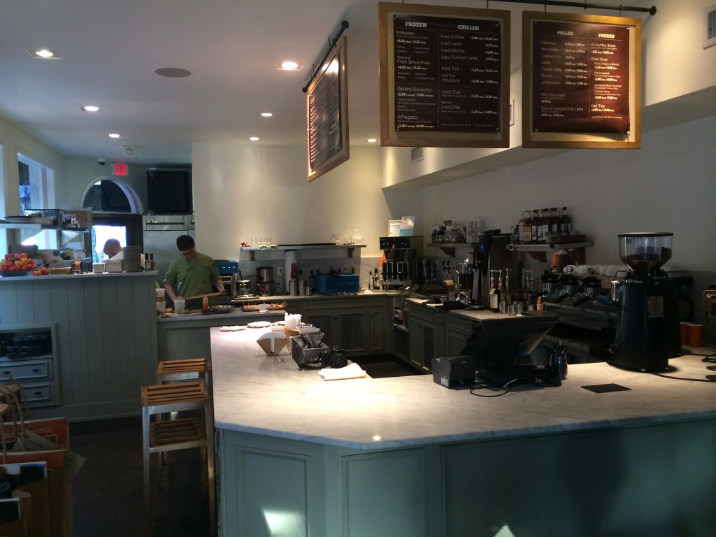 Barnies Coffee Kitchen Winter park orlando