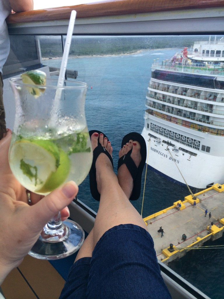 carnival cruise line dream classic martini