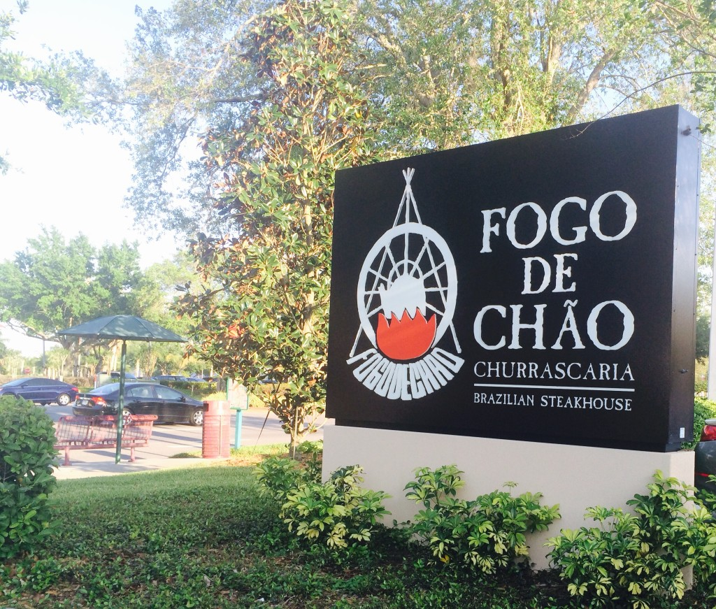 NEW Bar Fogo Menu Review at Fogo de Chao Orlando