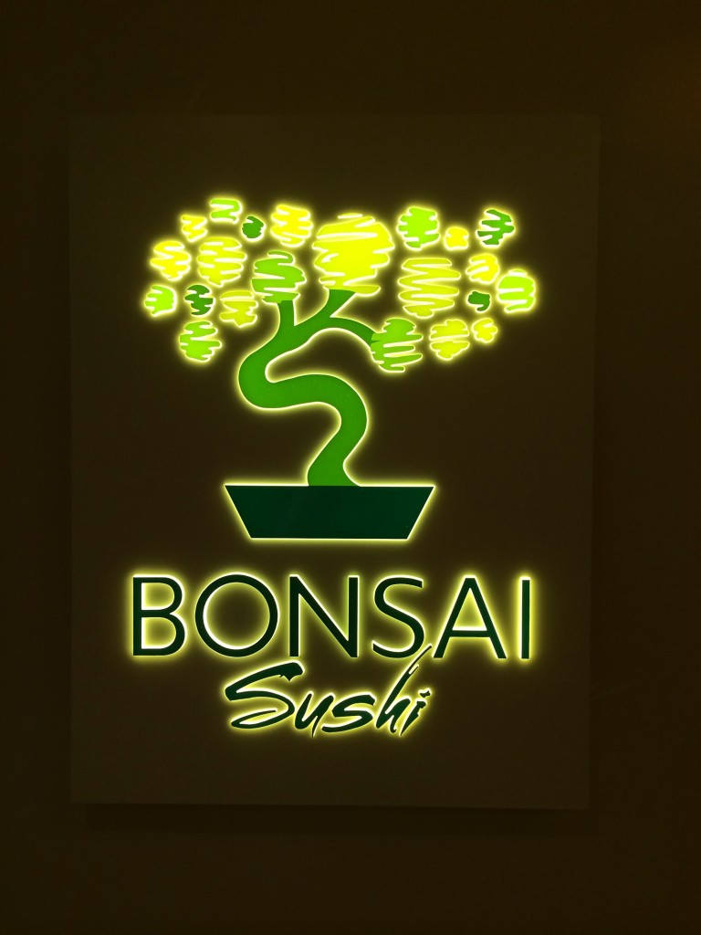 bonsai sushi carnival sunshine cruise ship