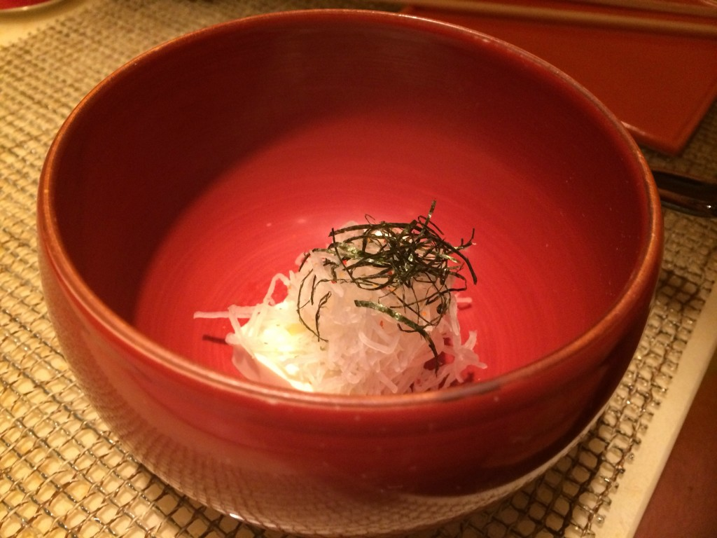bonsai sushi carnival sunshine cruise ship miso soup