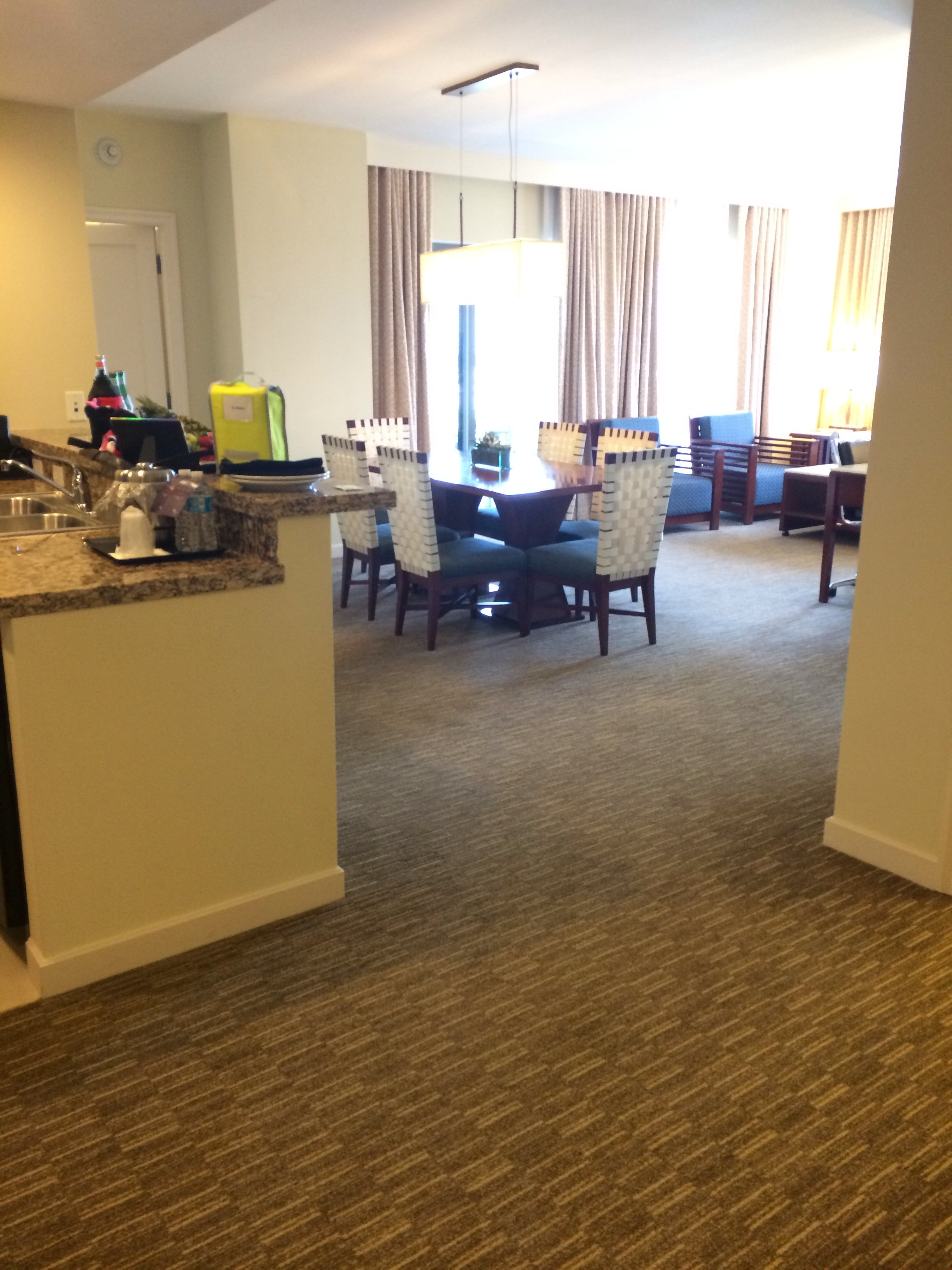 Photo tour of our two bedroom suite at the westin orlando 2 bedroom suites in orlando florida