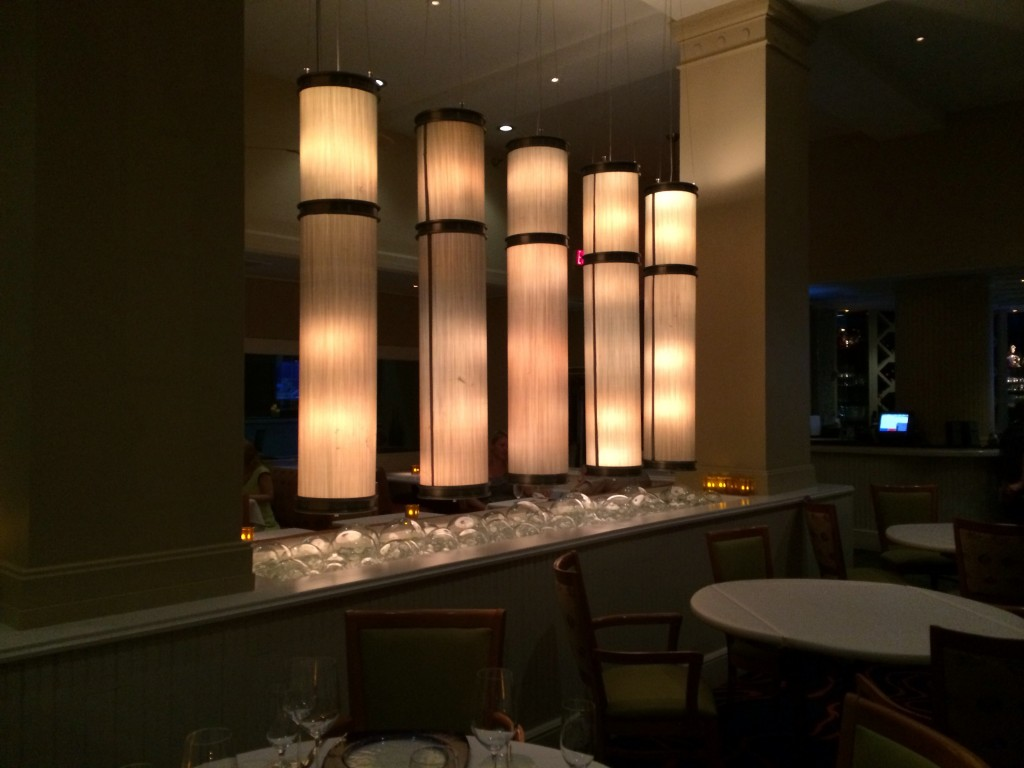 Review of Maritana Grille at the Loew's Don CeSar in St. Pete Beach Florida