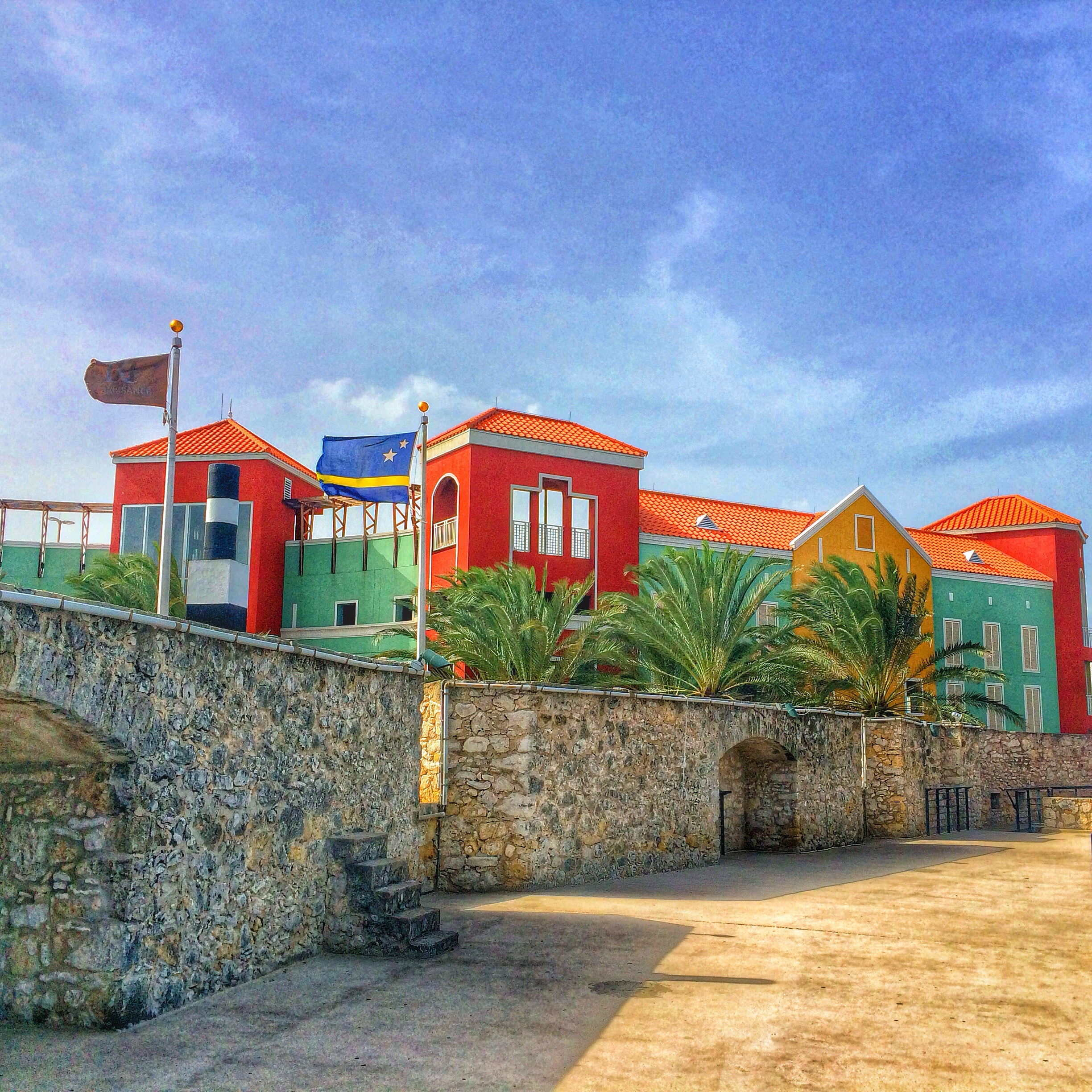 Rif Fort Rooftop - Curacao