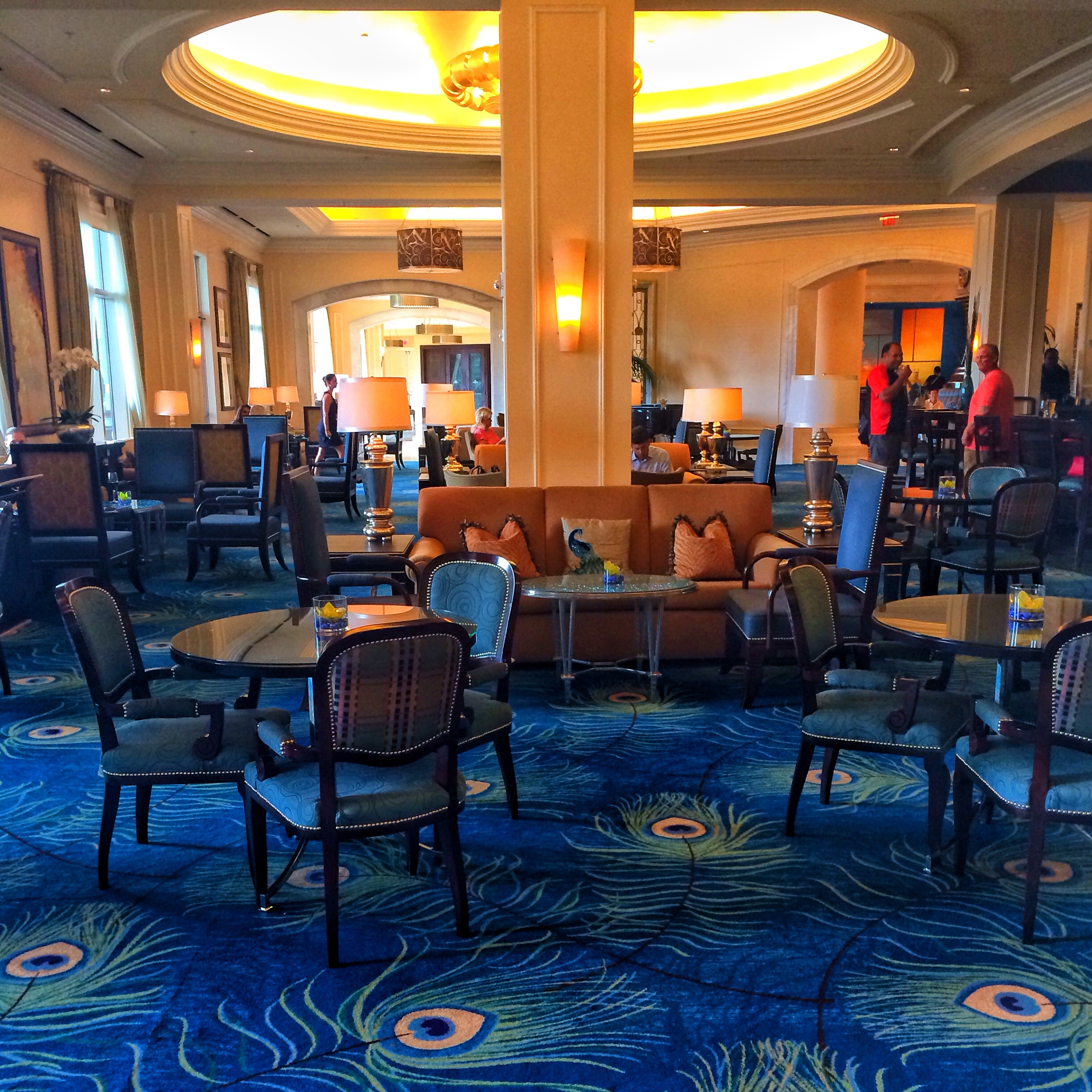 Review of Our Royal Tea Experience at the Waldorf Astoria Orlando