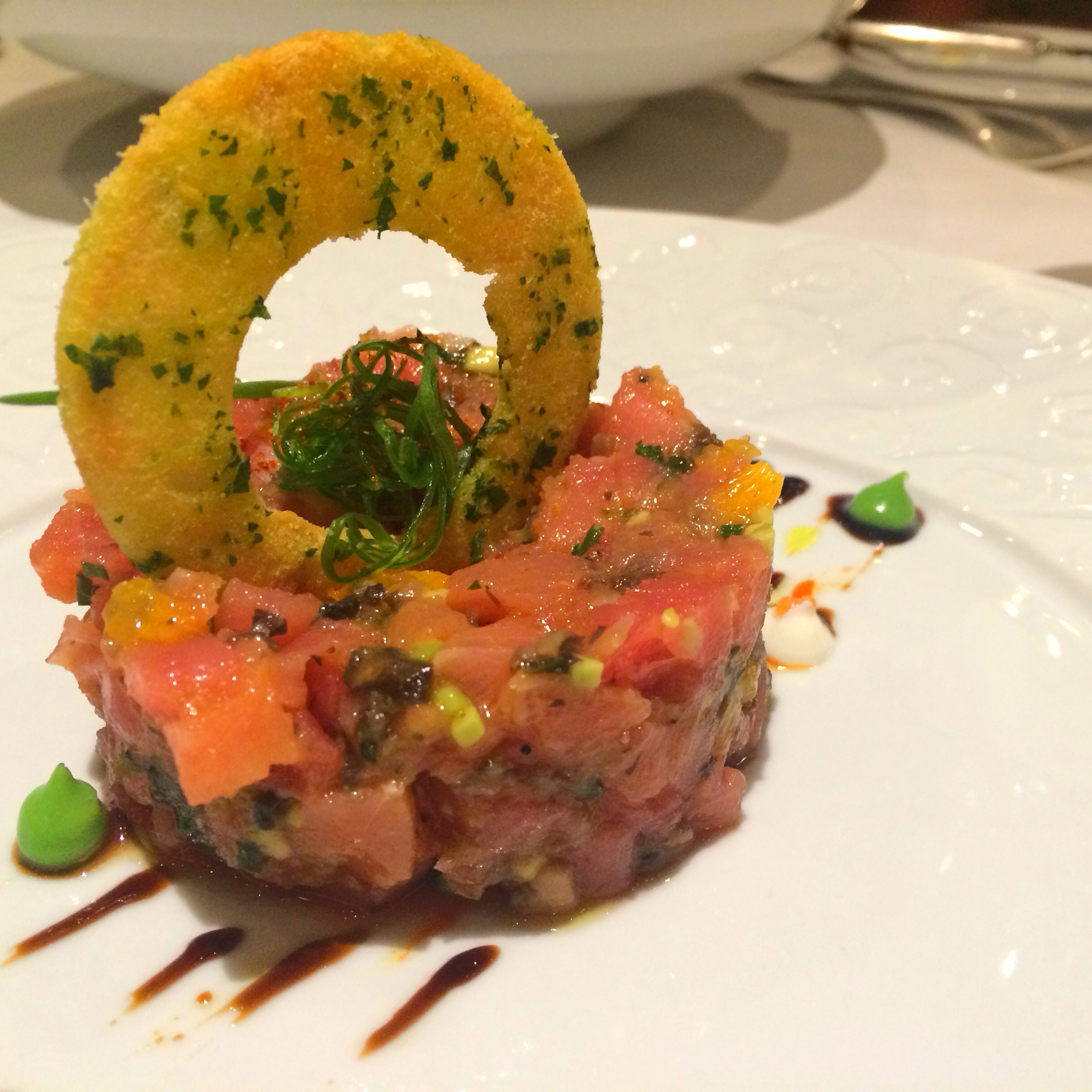 Review Of The Sun King Steakhouse On The Carnival Freedom