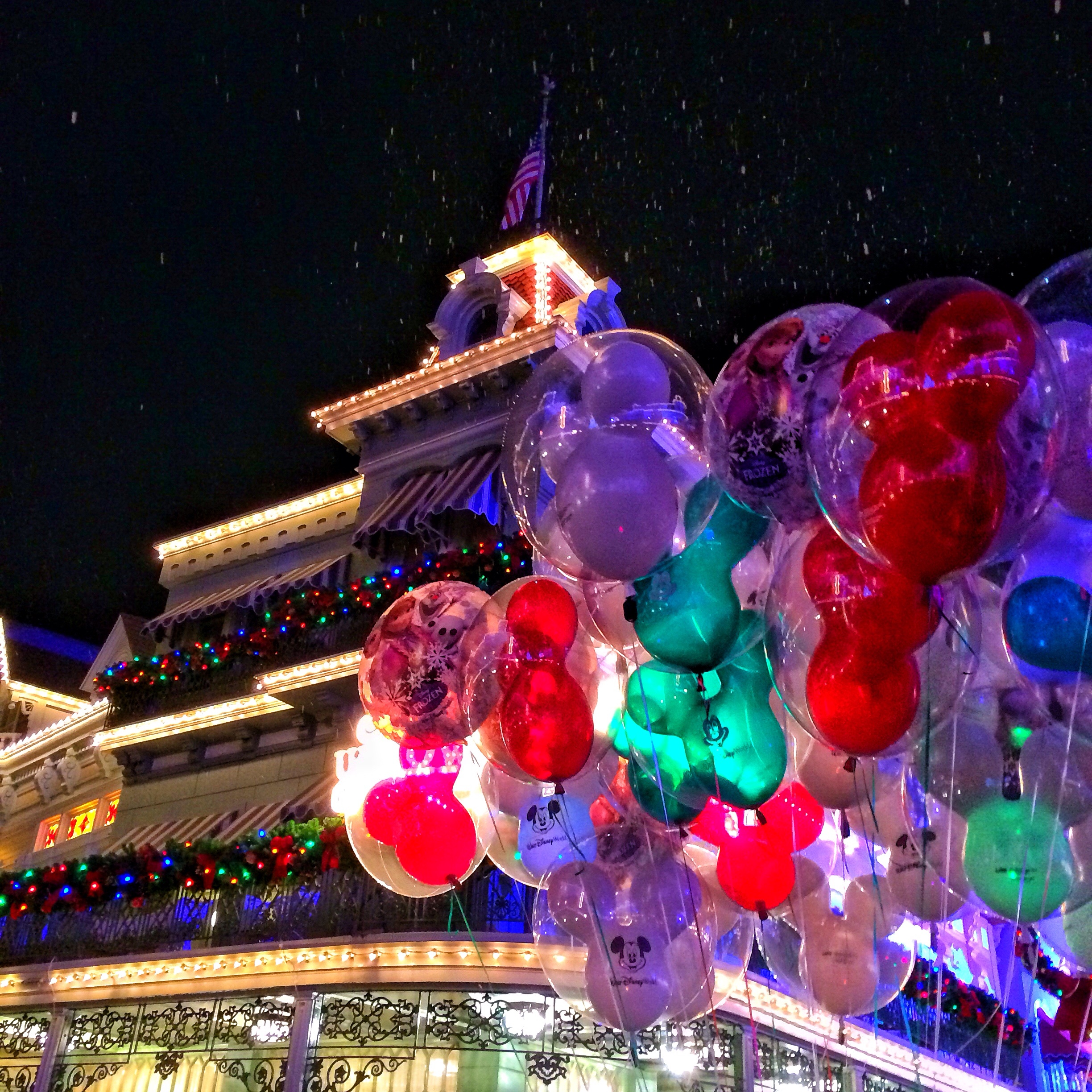 2014 mickeys very merry christmas party in the magic kingdom - Mickeys Very Merry Christmas