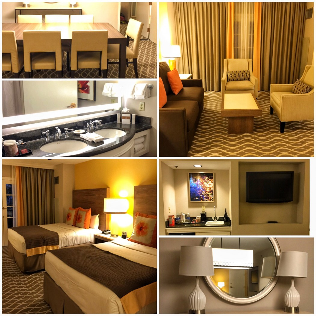 Video Tour Of A Deluxe Suite At The Gaylord Palms Resort