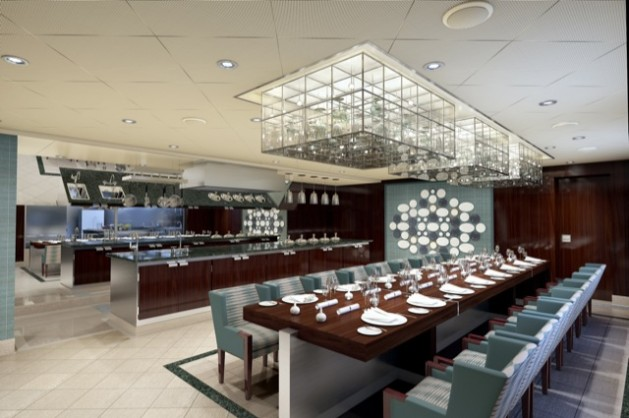 The 9 Things That WIll Make You Want to Book a Vacation on  : Carnival Vista Chefs Table from www.wheresamanda.com size 629 x 418 jpeg 64kB