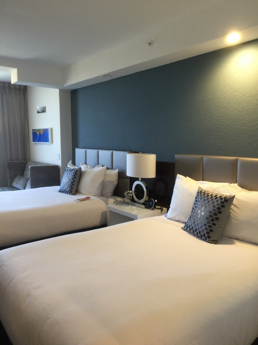 review of the all new b resort and spa orlando at walt disney world