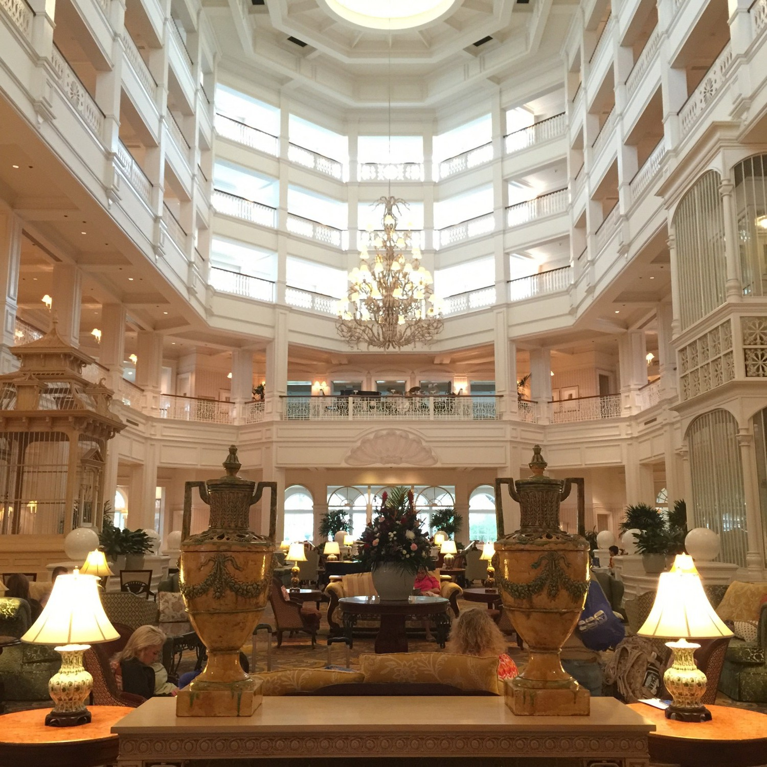 Review Of Afternoon Tea At The Grand Floridian Resort And