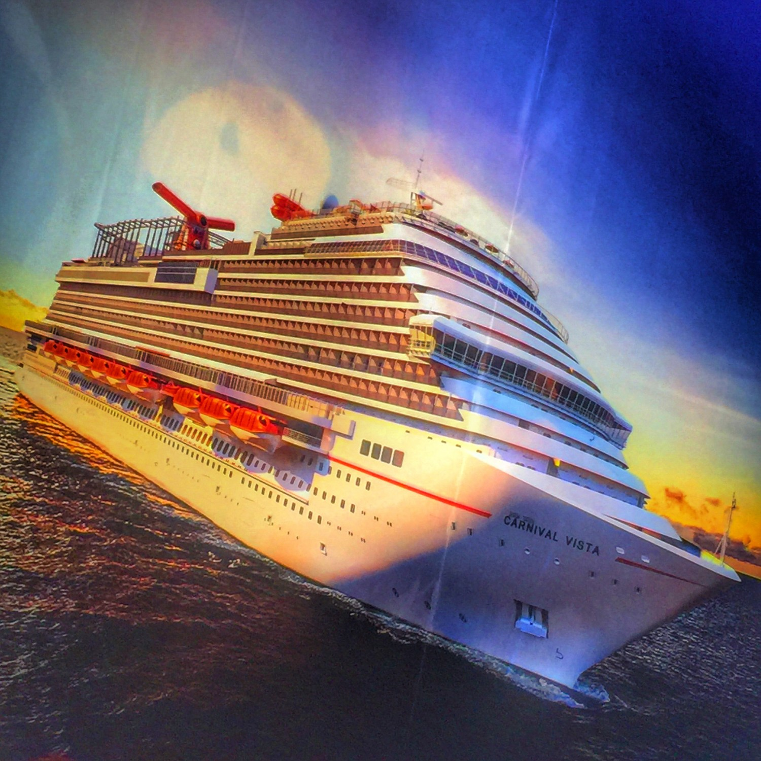a trip to the carnival The second of the vista-class vessels, which follows the carnival vista, is currently under construction at fincantieri's shipyard in marghera, italy.