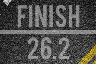 Advice and Tips on finishing your first marathon from other runners