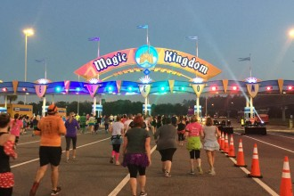 runDisney Princess Half Marathon at Walt Disney World