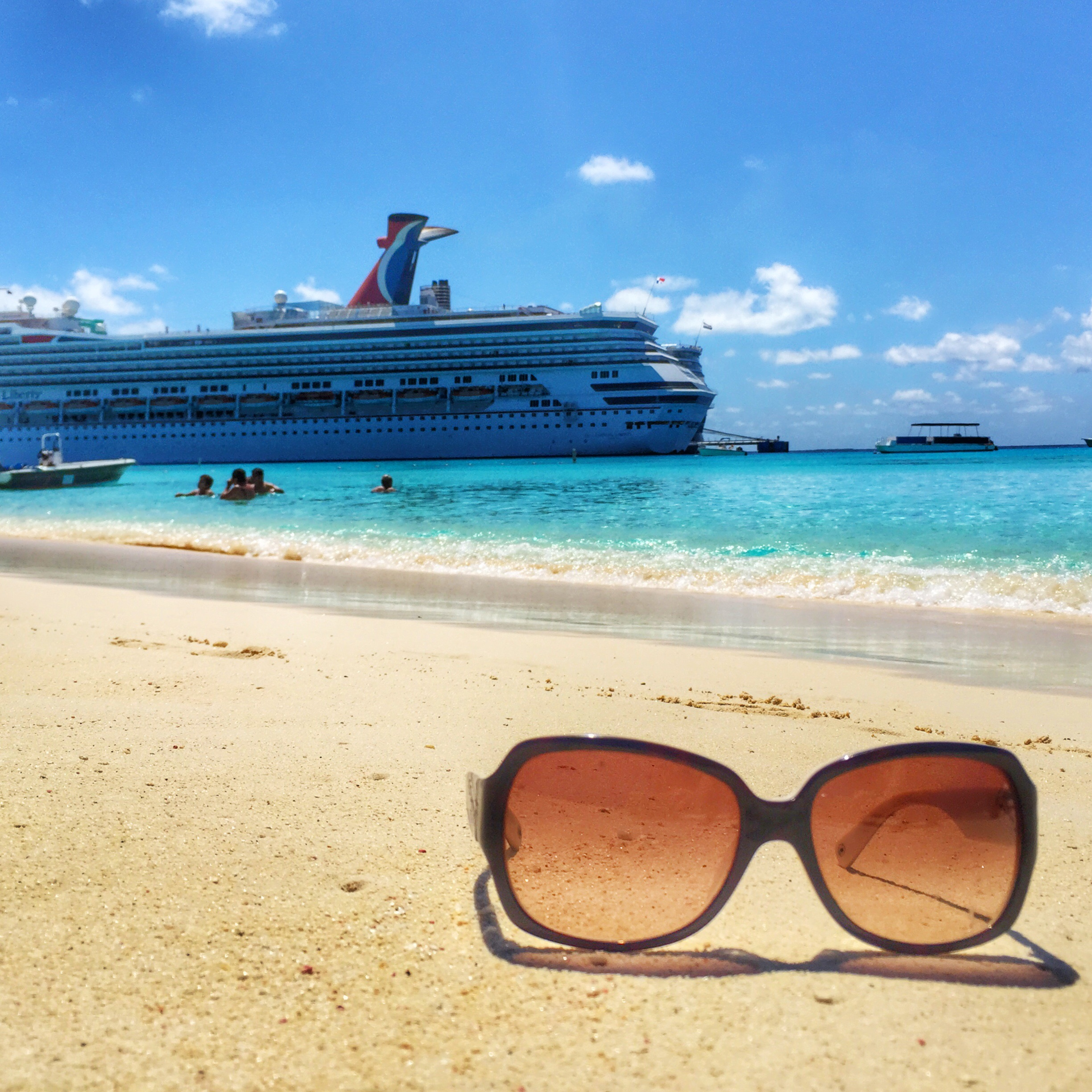 Jacks Shack The Best Kept Secret At Carnivals Grand Turk - Turks and caicos cruise ship schedule