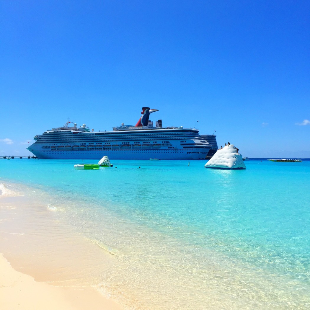 Carnival Cruise Line in Grand Turk