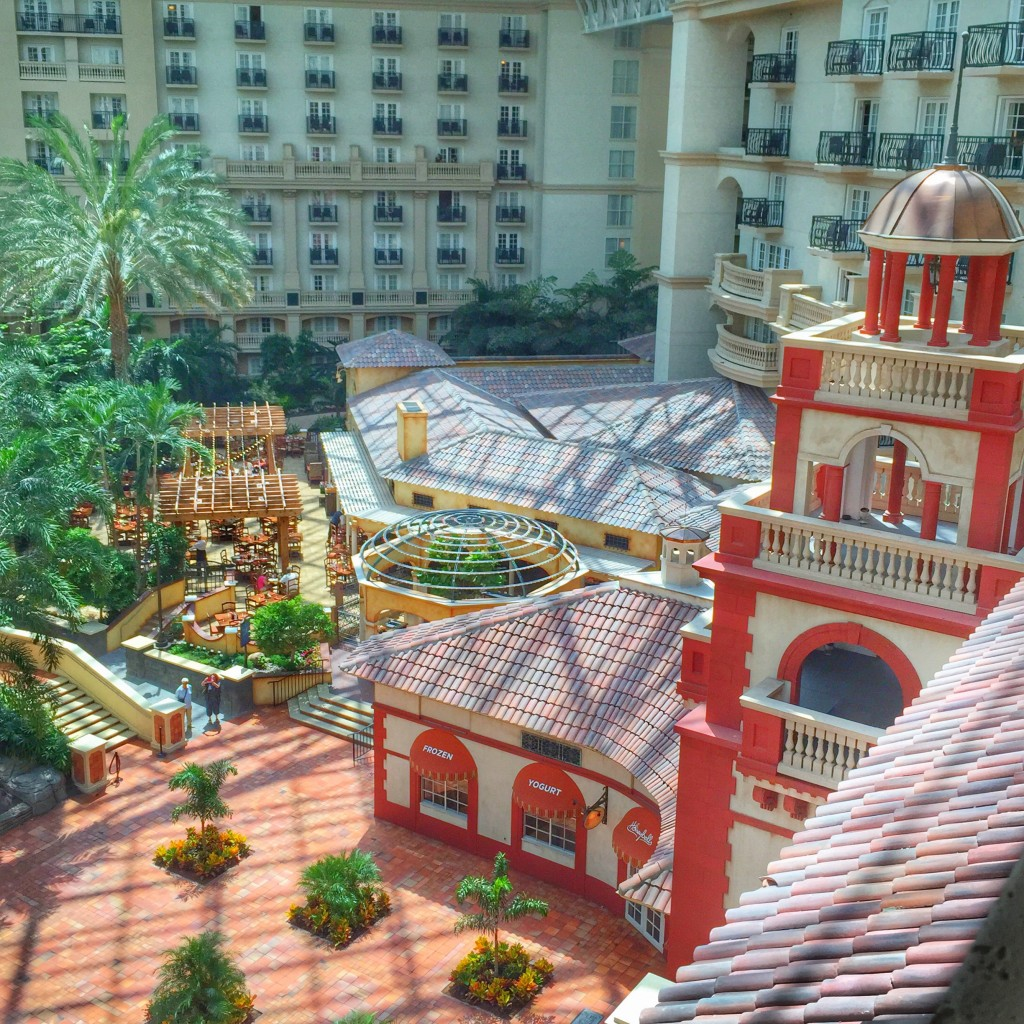 Gaylord Palms Orlando Resort - Villa de Flora Sunday Brunch