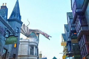 IPW Orlando Travel Conference - Universal Studios Private Party in Diagon Alley