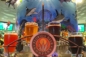 The Florida Beer Company Brewery Tap Room