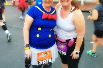 runDisney Walt Disney World Marathon Weekend