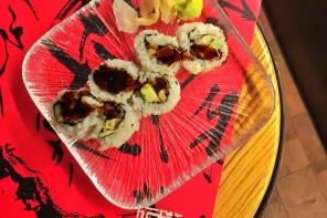 Sushi at Morimoto Asia at Disney Springs
