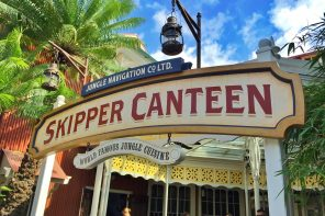 Jungle Navigation Co. Ltd. Skipper Canteen in the Magic Kingdom at Walt Disney World