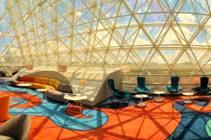 DVC Member Lounge in Epcot at Walt Disney World