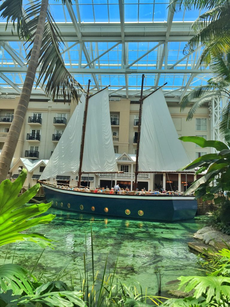 Gaylord Palms Orlando Key West Atrium