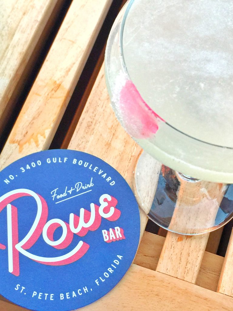 Rowe Bar at the Loews Don Cesar in St. Pete Beach, Florida