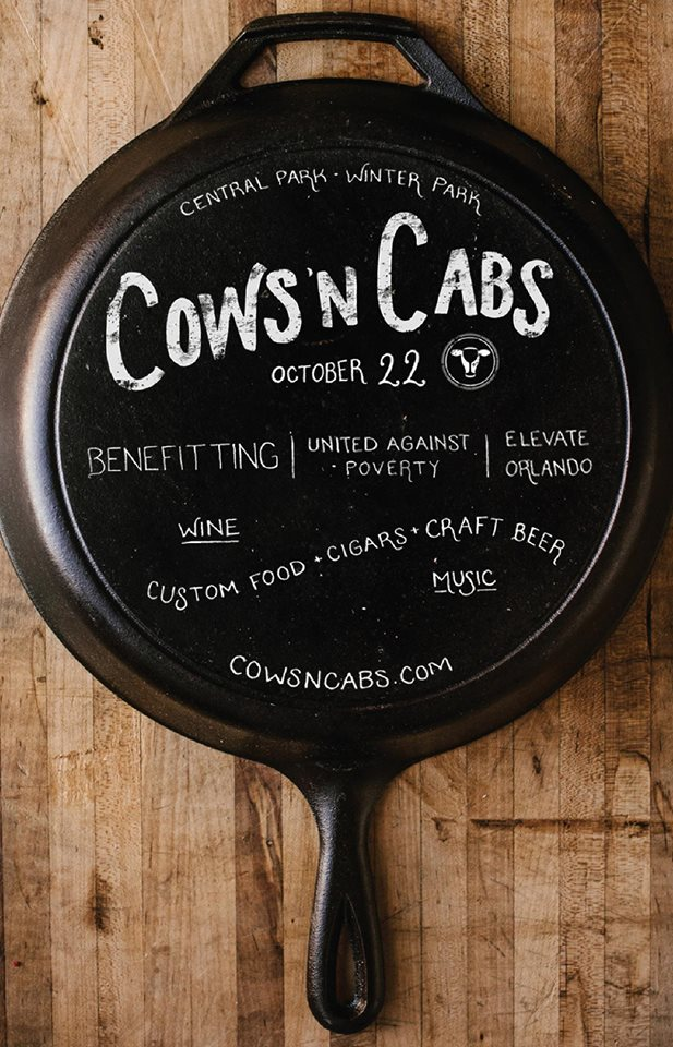 Orlando Foodies… Follow Me to Cows 'n Cabs