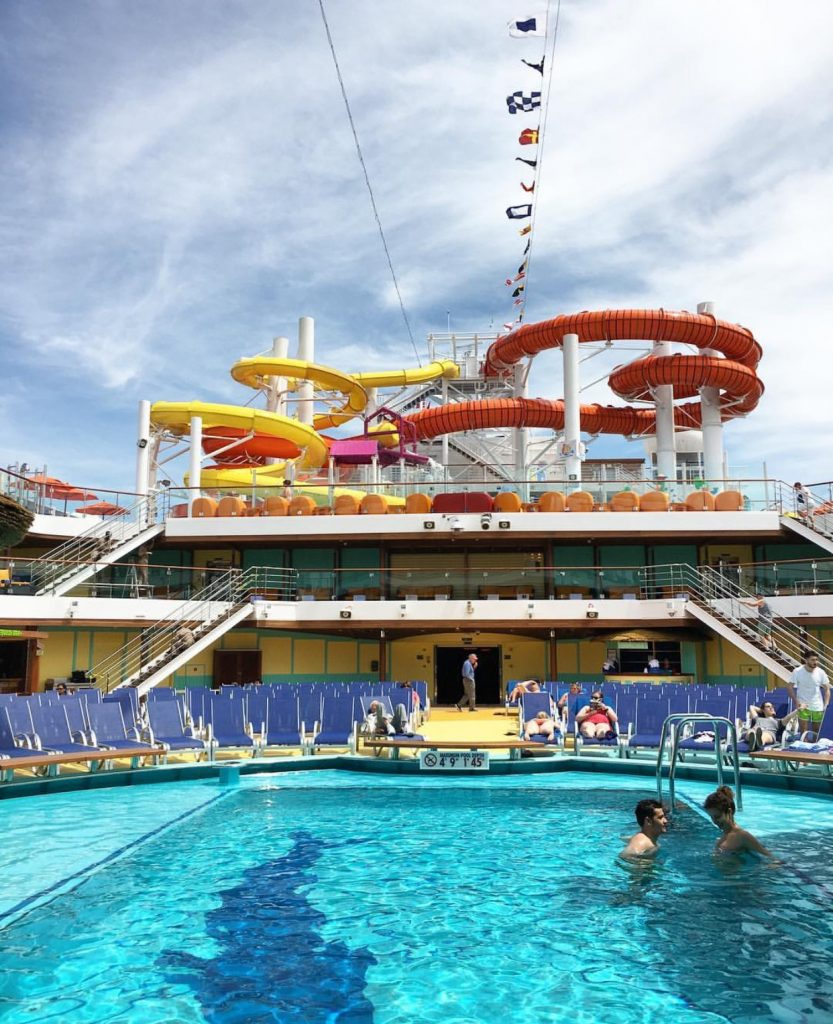 Vista - The Crown Jewel of the Carnival Cruise Fleet