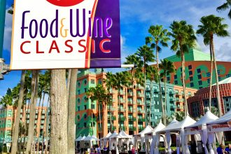 The Walt Disney World Swan and Dolphin Food and Wine Classic