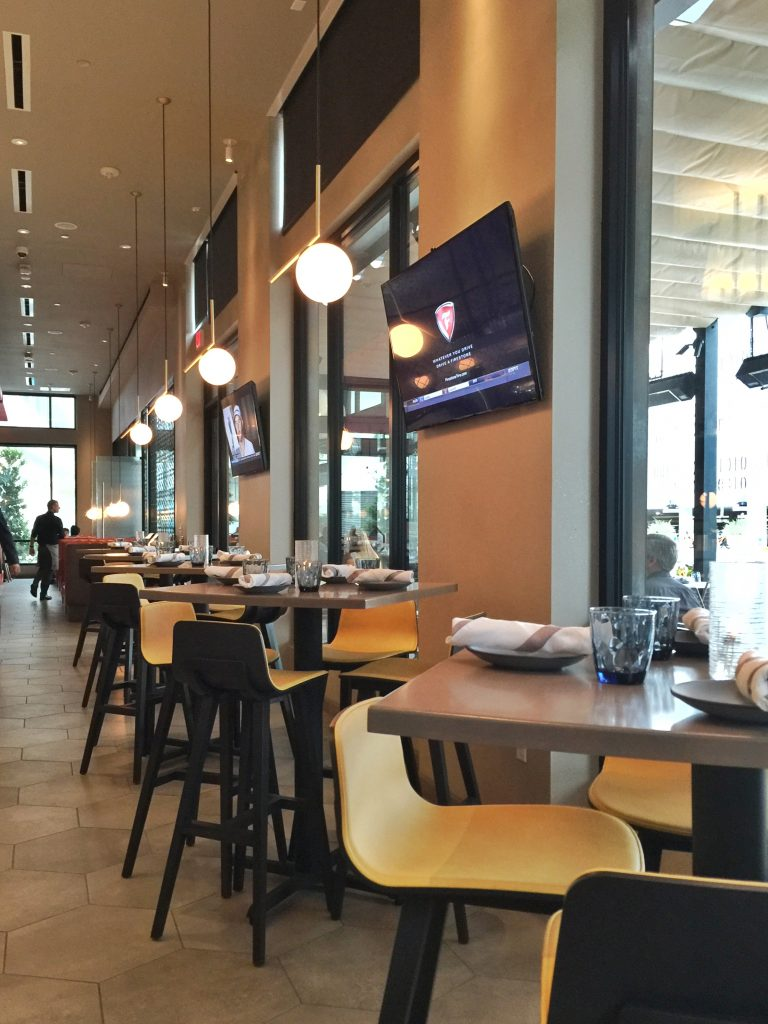 Orlando's Chroma Modern Bar + Kitchen in Lake Nona