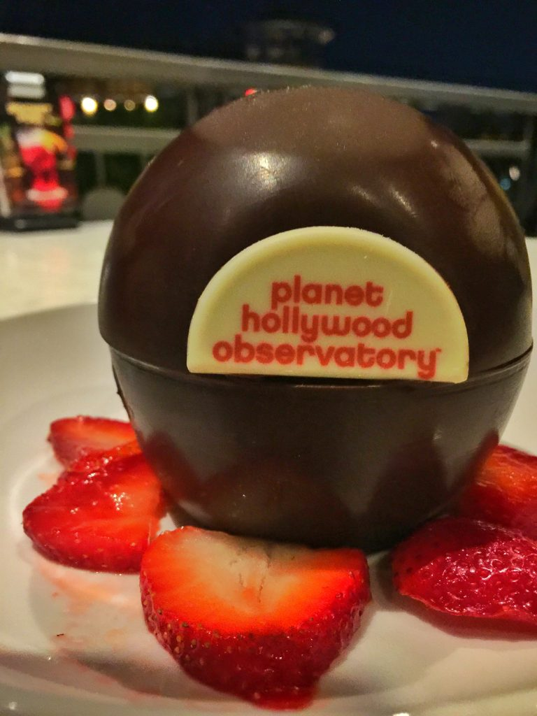 Planet Hollywood Observatory in Disney Springs