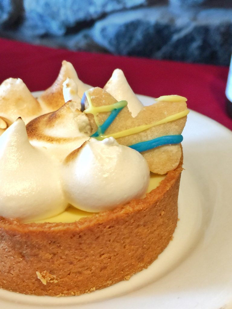 Disney's Epcot International Flower and Garden Festival Key Lime Tart