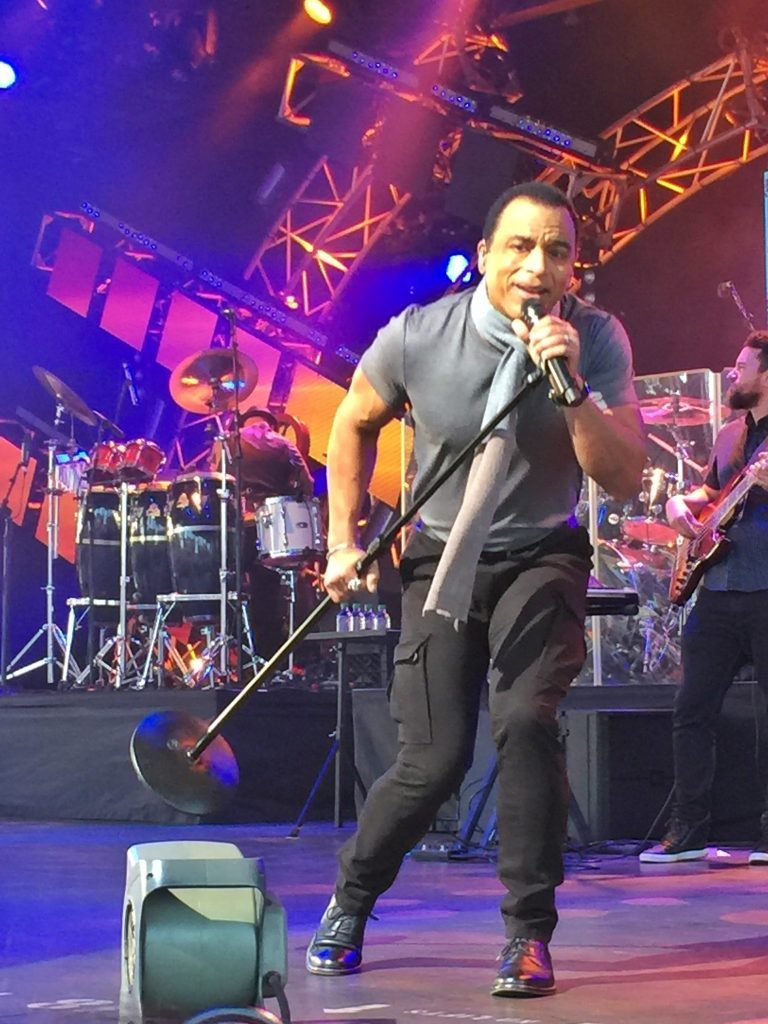 Disney's Epcot International Flower and Garden Festival Garden Rocks Concert Jon Secada