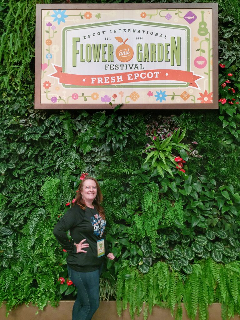 Disney's Epcot International Flower and Garden Festival