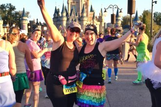 2017 runDisney Princess Half Glass Slipper Challenge Race Weekend