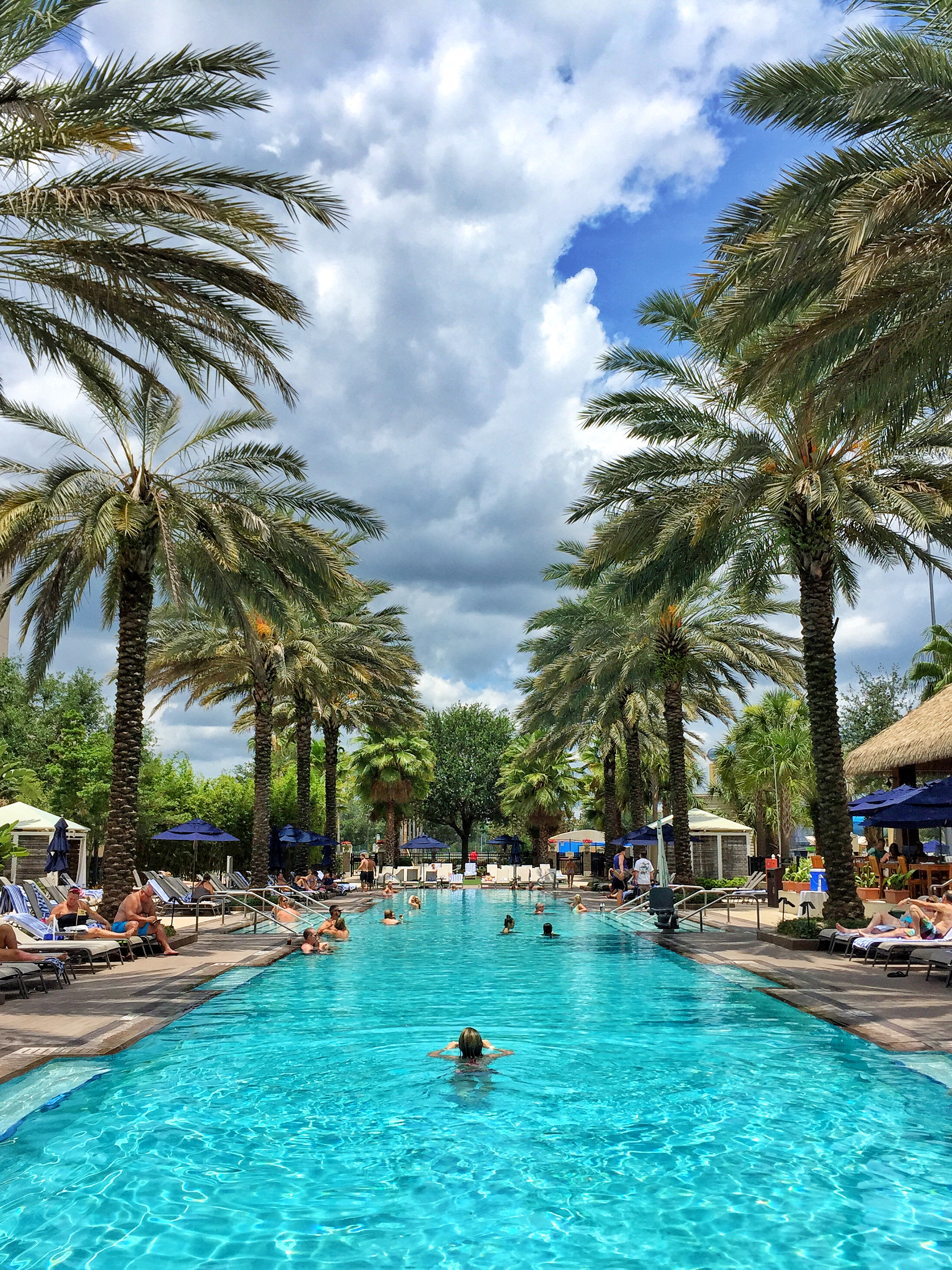 Adulting At Gaylord Palms Summerfest In Orlando Florida