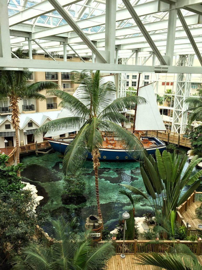 Key West Section of Gaylord Palms Resort in Orlando Florida