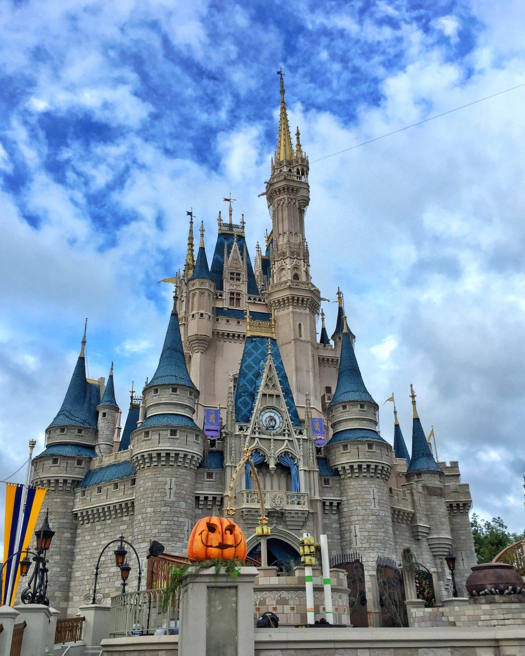 Mickey's Not So Scary Halloween Party in the Magic Kingdom