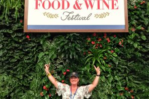 Vegan Food Options at the Epcot International Food and Wine Festival
