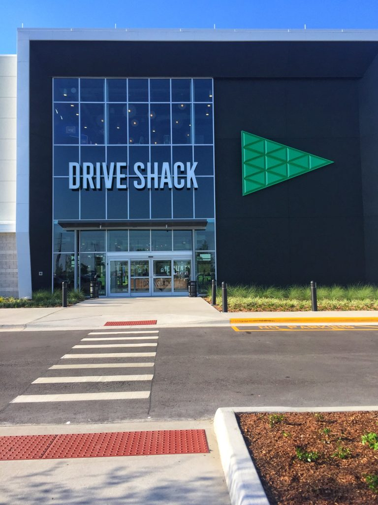 Date Night at Drive Shack Orlando