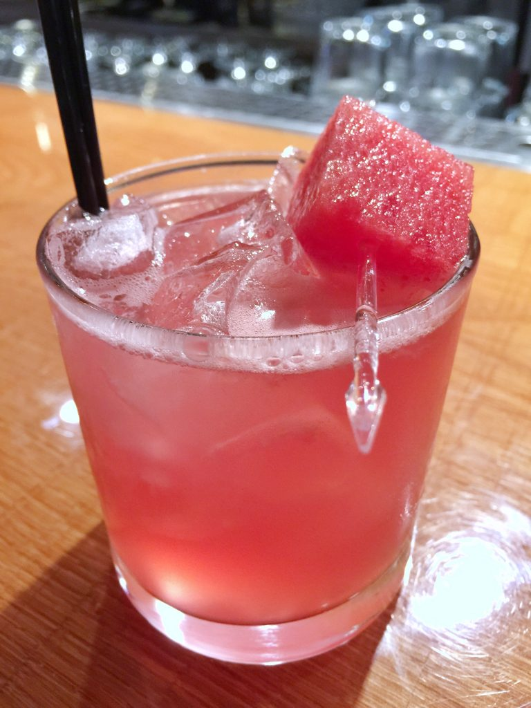 Carnival Horizon Pig & Anchor Smoky Watermelon Margarita