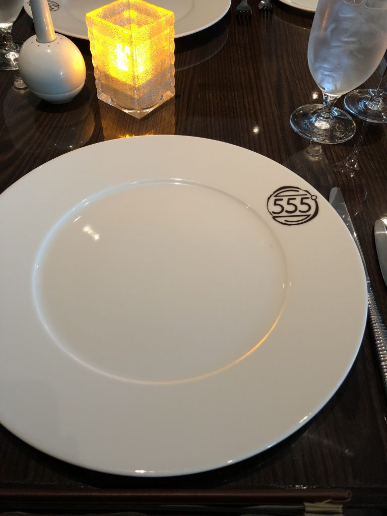 Vegan Fahrenheit 555 Steakhouse Experience on the Carnival Horizon Cruise Ship
