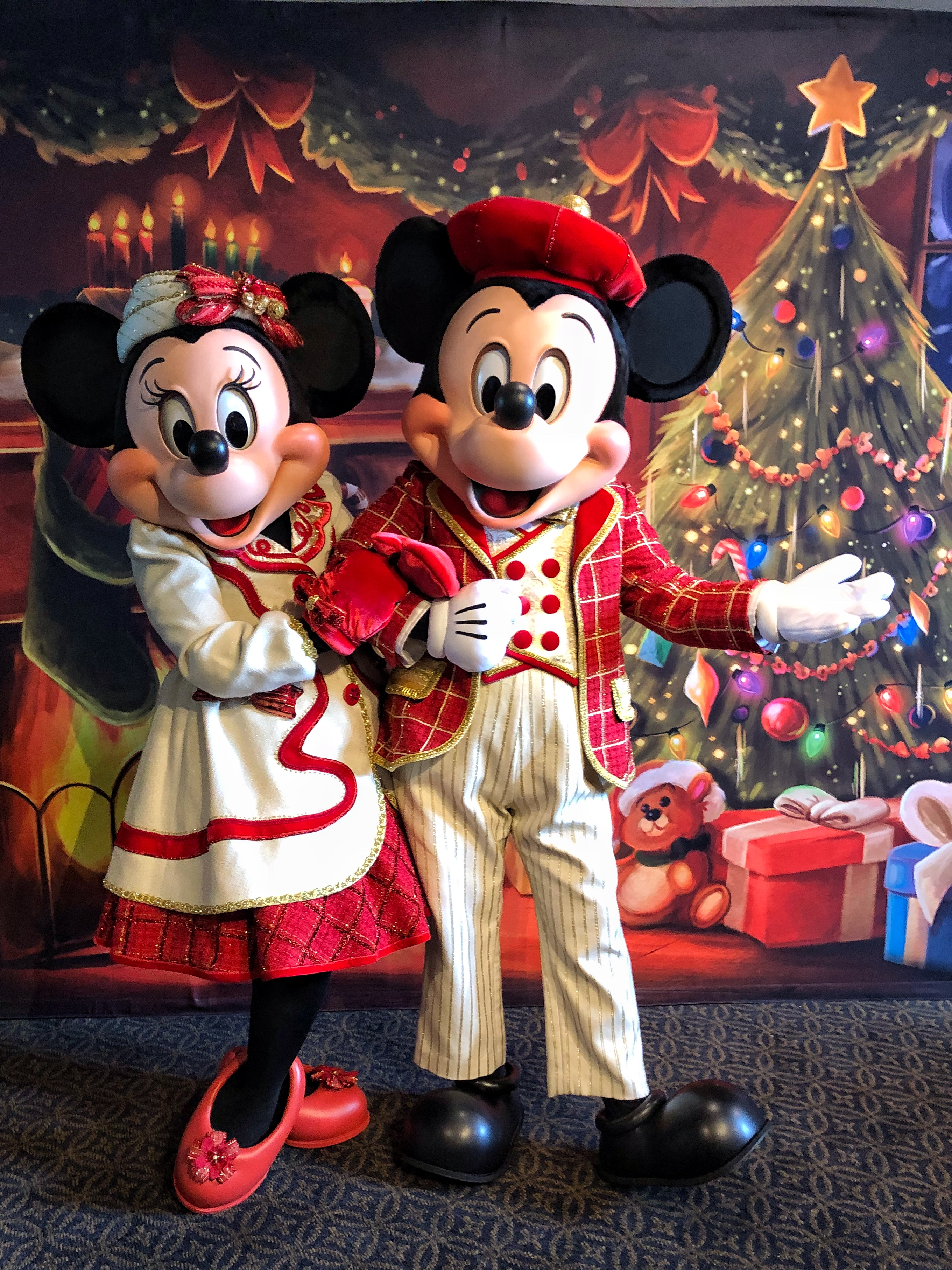 Disney S Epcot International Festival Of The Holidays In