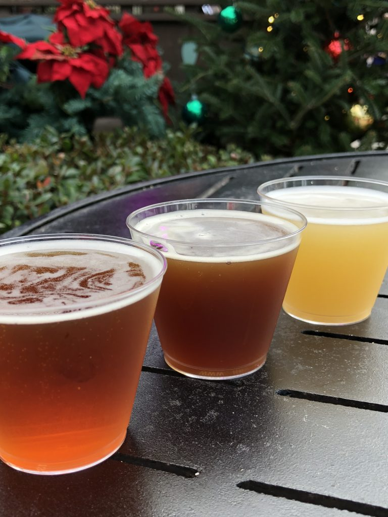Epcot International Festival of the Holidays Beer